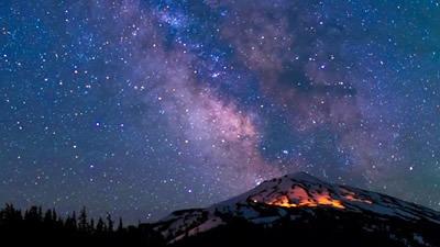 Star Filled Skies