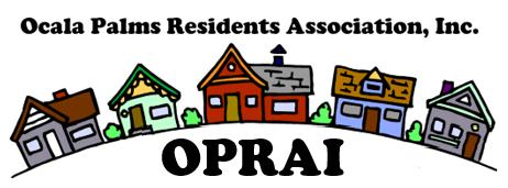 Ocala Palms Resident Association