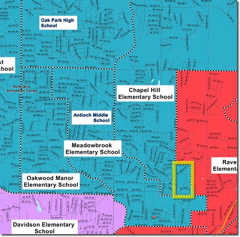 NKC School Boundaries