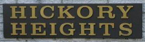 Hickory Heights Property Owners Association